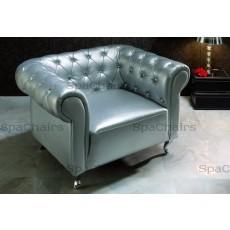 Кресло Dupen B-7 silver С