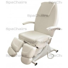 Педикюрное косметологическое кресло Нега 3 мотора + пневматика С