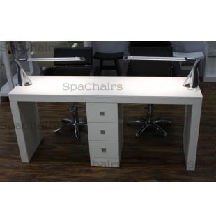 Маникюрный стол Double С