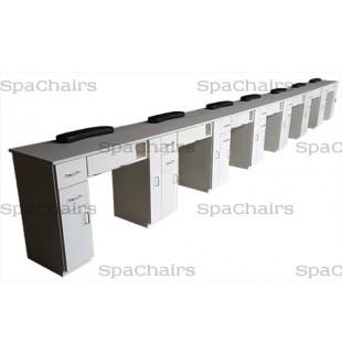 Маникюрный стол Relevant С